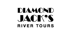 Diamond Jack's River Tours Logo